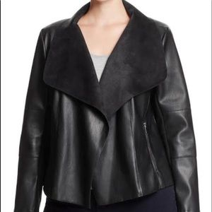 Women's Bagatelle Faux Leather Jacket 3X NWT